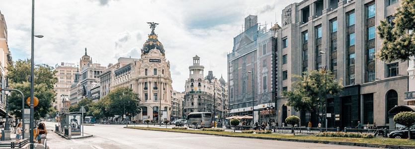 Cursos Gratuitos Madrid - Marzo 2020