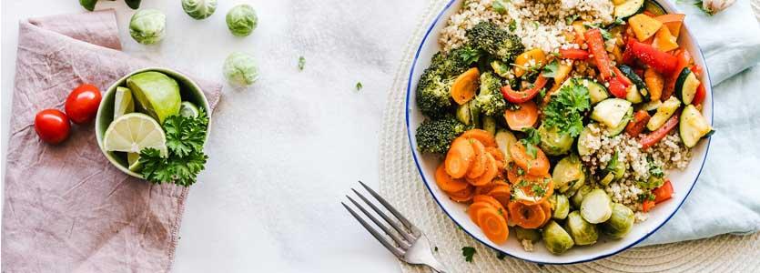 Claves de una alimentación saludable para estudiantes