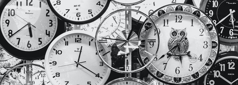 Principales métodos de gestión del tiempo