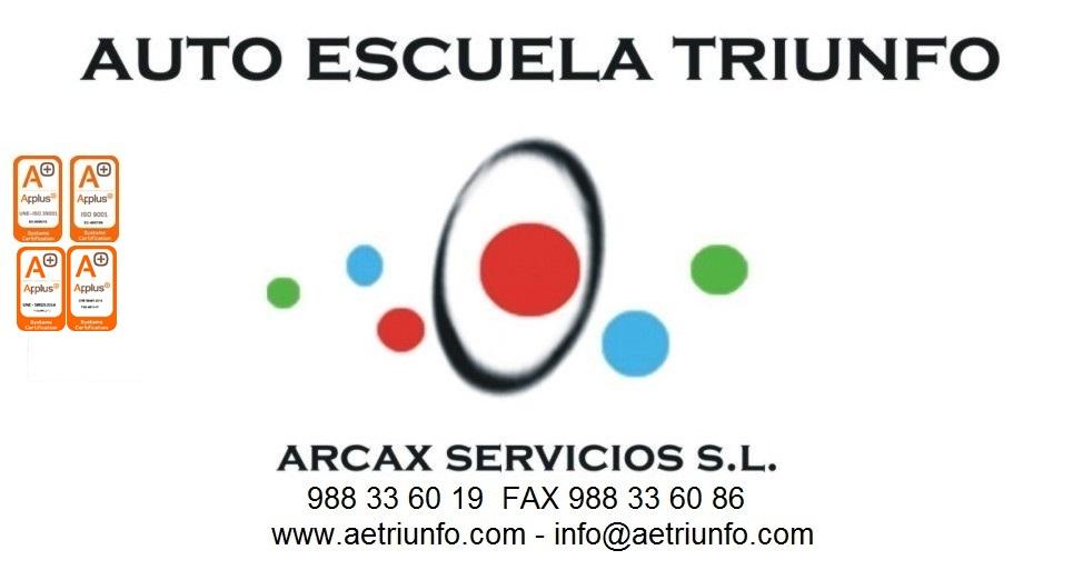 AE TRIUNFO- ARCAX SERVICIOS
