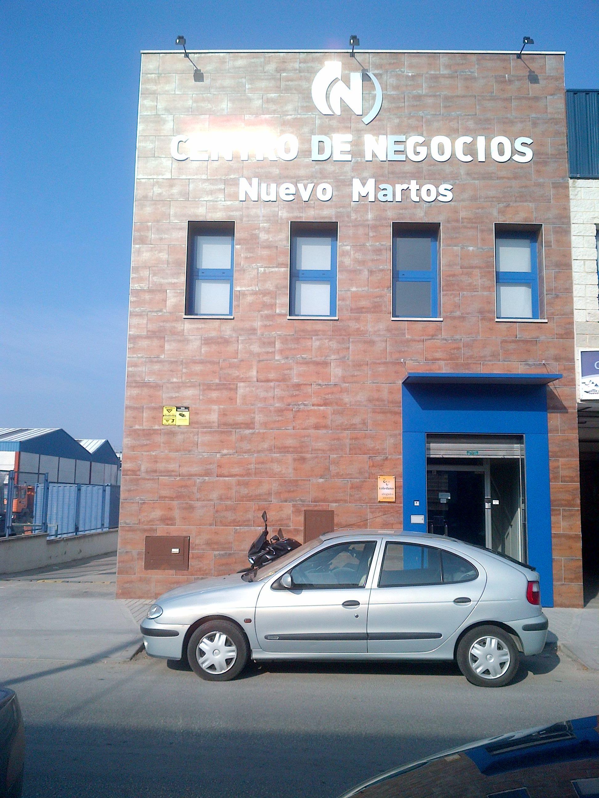 DEFOIN-CENTRO DE NEGOCIOS NUEVO MARTOS