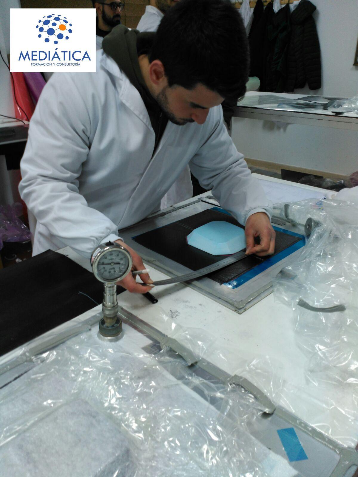 FMEA0211 - Fabricación de elementos aeroespaciales con materiales compuestos