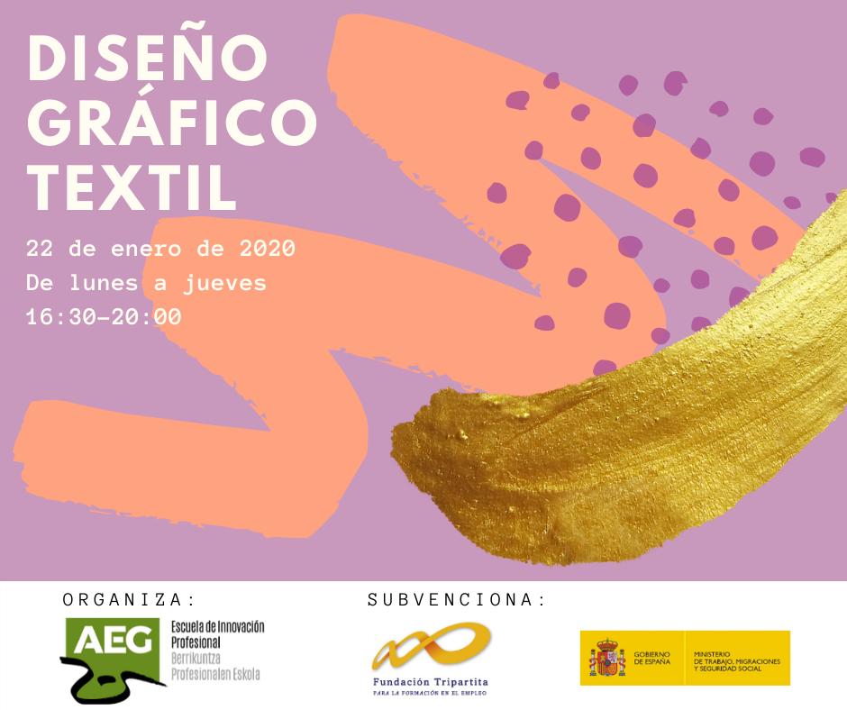 ARGG025PO - DISEÑO GRÁFICO TEXTIL