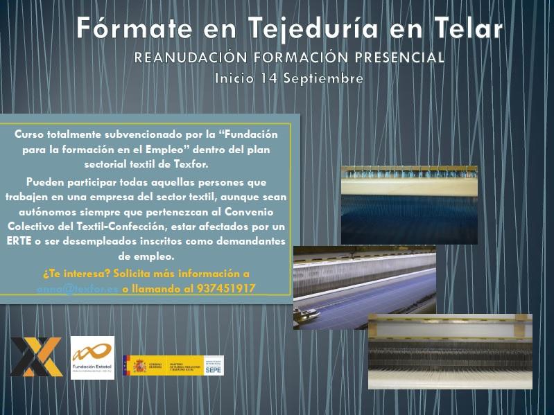 TCPP005PO - TEJEDURÍA EN TELAR