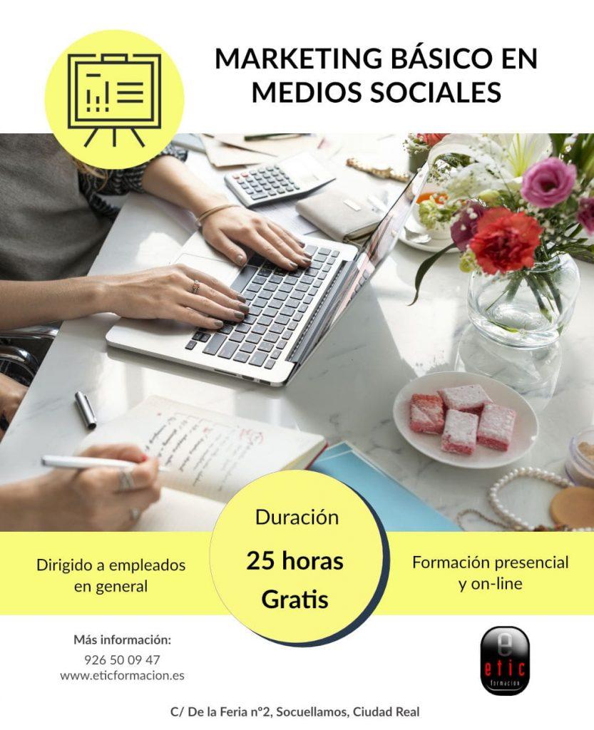 COMM045PO-MARKETING BASICO EN MEDIOS SOCIALES